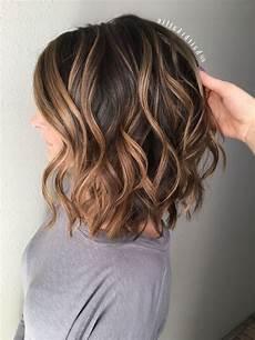 frisuren braune haare mit blonden strähnen 1001 ideen f 252 r balayage braun haarstylings zum