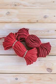 macrame cord 5 mm rope linen yarn linen rope