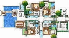 villas floor plans floor plans villas resorts