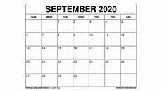 C Alendar Free Printable September 2020 Calendar Wiki Calendar Com