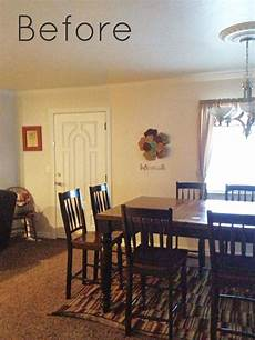 dining room table makeover refinishing a wood veneer