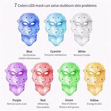 Professional Light Therapy Mask Professional Led Photon Light Therapy Mask Snailskin