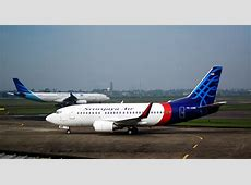 Sriwijaya Air with No Fleet Expansion Plans for the Year