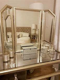 next mirrored glass bedroom furniture incl chest 2