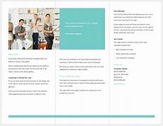 Information Pamphlet Template Free Pamphlet Templates Bi Fold Tri Fold 6 Panel Word