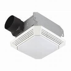 Bathroom Exhaust Fan With Light Lowes Shop Broan 3 5 Sones 70 Cfm White Bathroom Fan Room Light