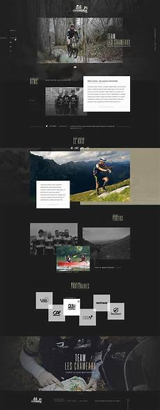 Adventure Web Design Team Les Chameaux Home Page 03 Webpage Design Outdoor