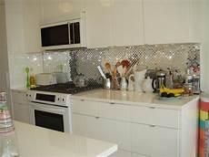 kitchen backsplash cheap 5 cheap kitchen backsplash ideas better housekeeper
