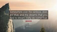 l frank baum quote somewhere the rainbow skies
