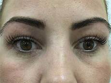 before after lvl lashes