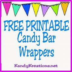 Free Printable Candy Wrapper Template 10 Printable Candy Bar Wrappers Candy Bar Wrappers Bar