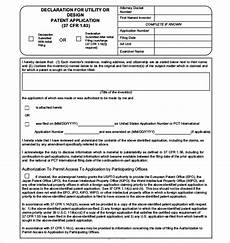 Design Patent Uk Patent Application Template 12 Free Word Pdf Documents