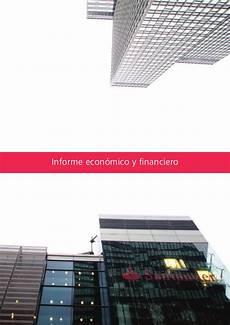 banco santander stock banco santander informe economico financiero 2011