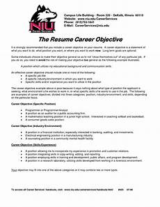 What Are Some Good Objectives To Put On A Resumes Https Www Google Com Search Q Objective Resume Resume