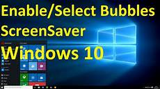How Can I Download Word For Free Windows 10 How To Select Bubbles Screensaver Youtube