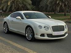 2013 bentley continental gt speed in united arab emirates