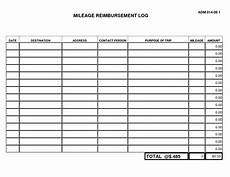 Mileage And Expense Log 18 Best Images Of Mileage Expense Worksheets Free