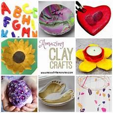 clay craft ideas