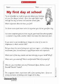 My First Day In School Essay Your First Day At A New School Or College Free Essays On