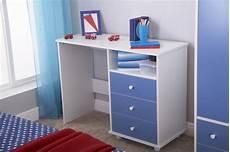 gfw miami blue 3 drawer study desk dressing table by gfw