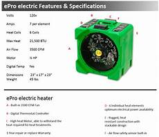 electric bed bug heater for sale greentech heat solutions