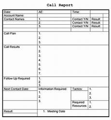 Sales Call Reports Templates Free Sales Report Template 9 Free Pdf Doc Download