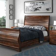 introducing new solid wood bed collection at living