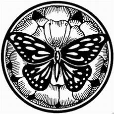 Malvorlage Schmetterling Mandala Schmetterling Mandala Ausmalbild Malvorlage Mandalas