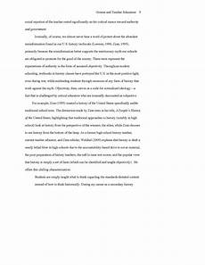 Apa Format Structure Conventional Language Sample Apa Essay With Notes