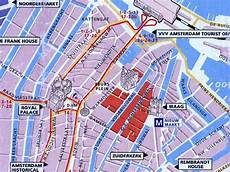 Power And Light District Map Amsterdam Red Light District To Let Workers Run