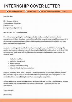 Research Internship Cover Letters Cover Letter For Internship Example 4 Key Writing Tips