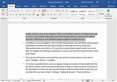 Extension Of Ms Word Use F8 In Microsoft Word To Select Text Quickly Ghacks
