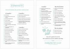 Complete Wedding Checklist The Ultimate Wedding Planning Checklist How To Plan A Wedding