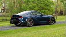2020 Toyota Supra Quarter Mile by 2020 Toyota Gr Supra Launch Edition Test Drive And Review