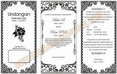 download template undangan walimatul ursy tahlil dan