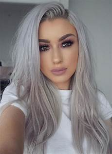13 grey hair color ideas to try cool hair color grey