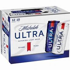 Michelob Ultra Light Ww Points Michelob Ultra Light 12 Pack 10 Fl Oz Cans 4 2
