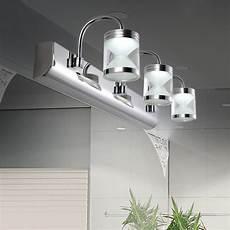 Wall Mounted Shower Lights Modern Bathroom Stainless Steel Led Bathroom Make Up