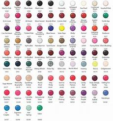 Color Gels Color Chart Ibd Gel Nail Polish Choose Any 12 Colors From Color Chart