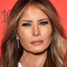 melania trump makeover plastic surgery to look like the