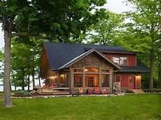 lake cabin plans designs lake view floor plans simple