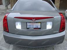 2006 Cadillac Cts Led Lights 2006 Cadillac Cts With Fancy 3156 Led Backup Reverse