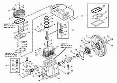 Ridgid Gp80145sw 8 Gallon Air Compressor Partswarehouse