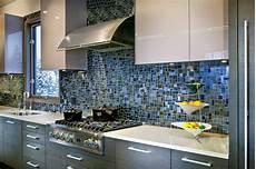 kitchen backsplash blue 18 gleaming mosaic kitchen backsplash designs