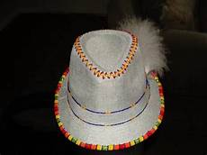 accessories beaded hat bands beaded hat cowboy