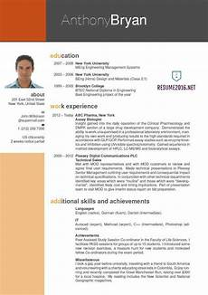 The Best Resume Sample Best Resume Format 2016 Which One To Choose In 2016