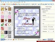 Invitation Software Free Download Wedding Card Designer Software To Design Invitation Cards