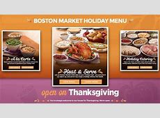 What Restaurants Are Open on Thanksgiving 2015 Near Me
