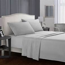 solid color bed sheet sets flat sheet fitted sheet