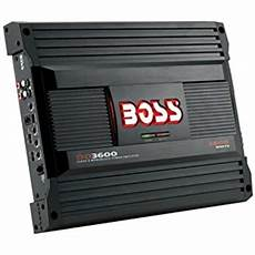 Protection Light On Boss Amp Amazon Com Boss Dd3600 Class D Monoblock Amplifier With